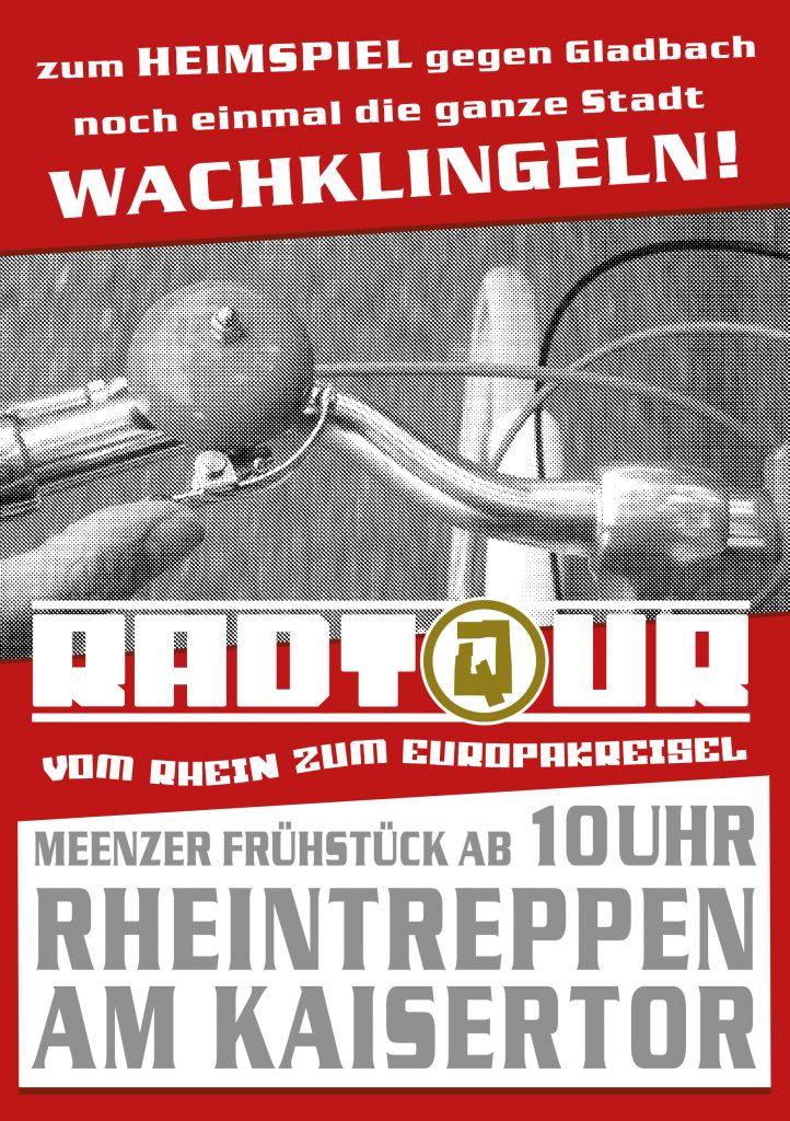2017 Radtour GLADBACH